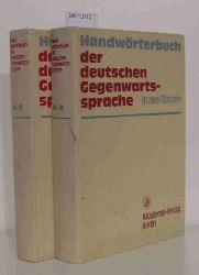 Kempcke, Günter  Kempcke, Günter Handwörterbuch der deutschen Gegenwartssprache