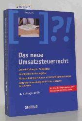 Kraeusel, Jörg  Kraeusel, Jörg Das neue Umsatzsteuerrecht 2000