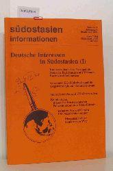 Verein für entwicklungsbezogene Bildung zu Südostasien e.V. (Hrsg.) ,  Verein für entwicklungsbezogene Bildung zu Südostasien e.V. (Hrsg.) , Südostasien Information Nr. 3, Jhrgang 9, Sept. 1993