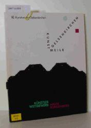 Künstlerwettbewerb Halde Rungenberg. Kunstmeile Gelsenkirchen. Dokumentation. [ Katalog zur Ausstellung/Gelsenkirchen 1992]