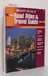 Rand Mc Nally  Rand Mc Nally Deluxe Road Atlas & Travel Guide 1994
