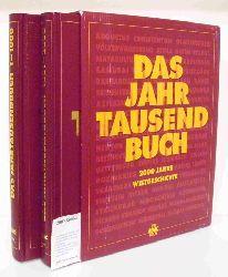 """Birnstein, Uwe ; Schimkus, Andreas [Red.]""  ""Birnstein, Uwe ; Schimkus, Andreas [Red.]"" Das  Jahrtausendbuch 2 Bände"