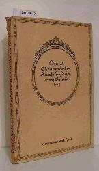 Chodowiecki, Daniel  Chodowiecki, Daniel Daniel Chodowieckis Künstlerfahrt nach Danzig im Jahre 1773