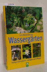 Bastian, Hans-Werner  Bastian, Hans-Werner Wassergärten