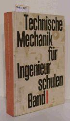 Frank, Martin  Frank, Martin Technische Mechanik für Ingenieurschulen Band 1