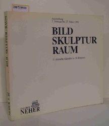 Kuhn, Anette  Kuhn, Anette Bild, Skulptur, Raum