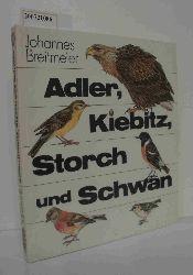Breitmeier, Johannes  Breitmeier, Johannes Adler, Kiebitz, Storch und Schwan