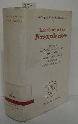 Gaugler, Eduard [Hrsg.]  Gaugler, Eduard [Hrsg.] Handwörterbuch des Personalwesens, Enzyklopädie der BWL  V