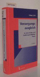 Borth, Helmut  Borth, Helmut Versorgungsausgleich in anwaltschaftlicher und familiengerichtlicher Praxis