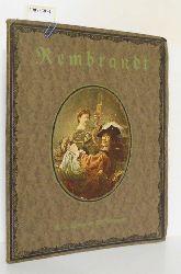 Rembrandt  Rembrandt Rembrandt. Zehn (10) farbige Wiedergaben seiner Gemälde. Mit einer Einführung von Adolf Philippi.