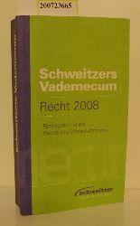 Schweitzers Vademecum Steuerrecht 2008