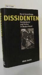 Groschopp, Horst [Verfasser]  Groschopp, Horst [Verfasser] Dissidenten
