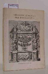 Edelmann, M.  Edelmann, M. Deutsche Literatur der Barockzeit II