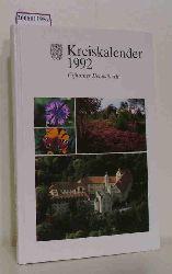 Landkreis Gifhorn (Hrsg.)  Landkreis Gifhorn (Hrsg.) Kreiskalender 1992 - Gifhorner Heimatbuch