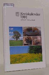 Landkreis Gifhorn (Hrsg.):  Landkreis Gifhorn (Hrsg.): Kreiskalender 1991 - Gifhorner Heimatbuch