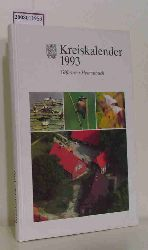 Landkreis Gifhorn (Hrsg.)  Landkreis Gifhorn (Hrsg.) Kreiskalender 1993 - Gifhorner Heimatbuch