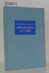 E. Merck AG, Darmstadt (Hrsg.)   E. Merck AG, Darmstadt (Hrsg.) Medizinisch-chemische Untersuchungs-Methoden