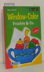 Hauser, Marina  Hauser, Marina Window - Color