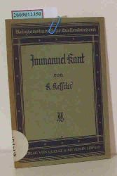 Kant, Immanuel  Kant, Immanuel Immanuel Kant