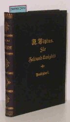 Bitzius, Albert  Bitzius, Albert Für Zeit und Ewigkeit. Predigten - Erster Band.