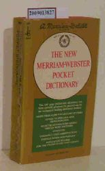 The new Merriam- Webster Pocket Dictionary