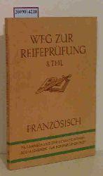 Weg zur Reifeprüfung Französich