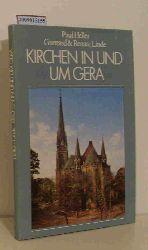 """""""Heller, Paul ; Linde, Guntard ; Linde, Renate""""  """"Heller, Paul ; Linde, Guntard ; Linde, Renate"""" Kirchen in und um Gera"""