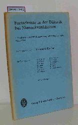 Kluthe, Reinhold  Kluthe, Reinhold Fortschritte in der Diätetik bei Nierenkrankheiten