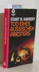 Kaminsky, Stuart M.  Kaminsky, Stuart M. Tod eines russischen Priesters