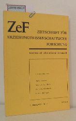 Jansen Hans u. a.  Jansen Hans u. a. Zeitschrift für Erziehungswissenschaftliche Forschung