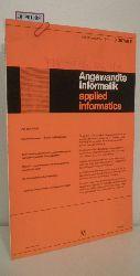 Angewadte Informatik applied informatics Heft 9/77