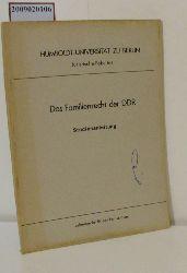 L. Ansorg  L. Ansorg Das Familienrecht der DDR - Studienanleitung