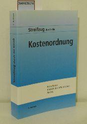 Bauer, Karl u.w.  Bauer, Karl u.w. Streifzug durch die Kostenordnung mit praktischen Beispielen. Hrsg. von der Notarkasse A. d. ö. R., München