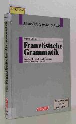 Lübke, Regina  Lübke, Regina Französische Grammatik