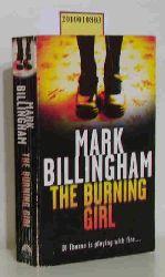 Mark Billingham  Mark Billingham The burning Girl