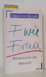 Olivier, Christiane  Olivier, Christiane F wie Frau