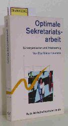 Briese-Neumann, Gisa  Briese-Neumann, Gisa Optimale Sekretariatsarbeit