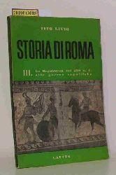 Livio, Tito  Livio, Tito Storia di Roma annales aburbe condita