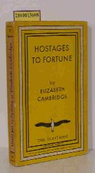 Cambridge, Elizabeth  Cambridge, Elizabeth Hostages to fortune