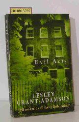 Lesley Grant-Adamson  Lesley Grant-Adamson Evil Acts