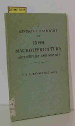 Baynes, E.S.A.  Baynes, E.S.A. Revised Catalogue of Irish Macrolepidoptera