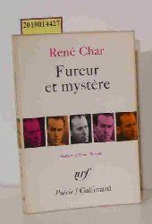 Char, René  Char, René Fureur Et Mystere