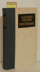 Alexander Puschkin  Alexander Puschkin Meisterwerke