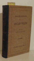 Harris, Frank  Harris, Frank Oscar Wilde