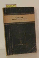 Shelley, Percy Bysshe  Shelley, Percy Bysshe Selected Poems