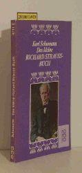 Karl Schumann  Karl Schumann Das kleine Richard Strauss-Buch