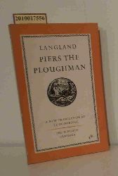 William Langland  William Langland Piers the Ploughman