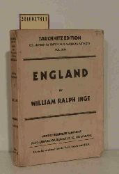 William Ralph Inge  William Ralph Inge England