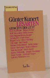 Kunert, Günter [Hrsg.]  Kunert, Günter [Hrsg.] Lesarten