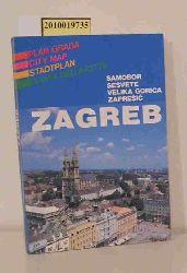 Stadtplan Zagreb
